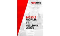 Rocsole - Tank Profiler Brochure