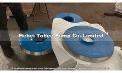 Tobee Slurry Pump WRT Parts - Video