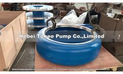 Analogue Warman AH Pump Parts - Video