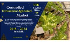 Controlled Environment Agriculture Market  Insights, Trends, Opportunity & with COVID-19 Impact Forecast | Fast. MR