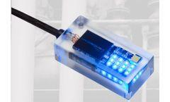 LUMA - Programmable Through-Water Wireless Optical Nodes