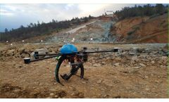 Unmanned Aerial System for Engineering Operations