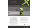 Surveyor - Model 630 - Unmanned Aerial System Brochure