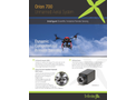 Orion - Model 700 - Unmanned Aerial System Brochure