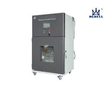 DGBELL - Model 8 - Battery Crush Test Chamber IEC 62133