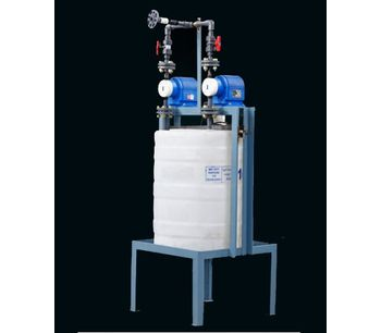 Transcend Cleantec - Automatic Poly Dosing System