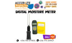 Grains - +256 (0) 705577 823, +256 (0) 775 259 917 Ensure availability of enough water in soil before planting by purchasing soil moisture meters Luzira
