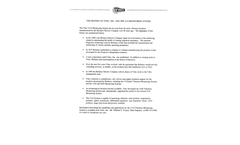 Vitec - 3-Channel Vibration Monitors for Turbo Power & Marine (TP&M) Turbine Engines Brochure
