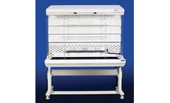 Lab-Crafters - Model VLB - Air Infinity Ventilated Laboratory Bench Workstation