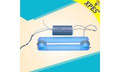 XPES - Model 300W - Dust Treatment UVC Lamp