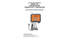 Lakewood - Model 150 - Boiler Conductivity Controllers Brochure