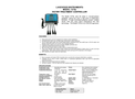 Lakewood - Model 1575e - Boiler Conductivity Controllers Brochure