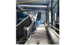 Kebos - High Oil Yield Continuous Waste Oil Sludge Pyrolysis Plant