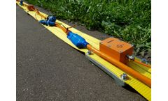 Geodevice - Towed Land Streamer for MASW, Reflection or Refraction Surveys