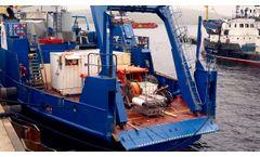 Modern equipment for HR & UHR marine seismic surveys - Video