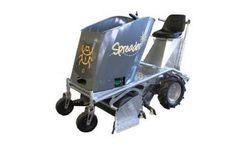 Ebbers - Manure Roller- Spreader