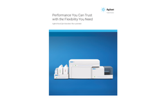 NovoCyte Advanteon - 1-3 Lasers Flow Cytometer  Brochure