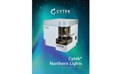 Cytek Northern Lights - Flow Cytometry Systeme Brochure