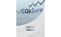 QbSure - Quality Control Program Software Brochure