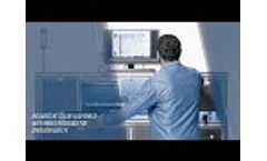 Glenbrook Technologies RTX Backplane Real Time X-Ray Inspection System Video