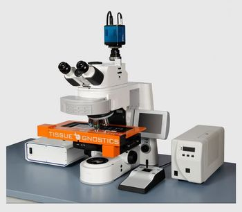 TissueFAXS - Model Fluo - Upright Fluorescence Cytometers System