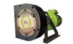 Albin Pump - Model COR - Corrosive Resistant Peristaltic Hose Pump