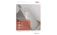 Stjernholm - Mechanical Fine Screen  Brochure