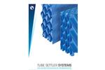 Tube Settler Systems, Solutions for Enhanced Sedimentation - Brochure