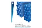 Sistemas De Sedimentadores Tubulares, Soluciones Para Mejorar La Sedmintacion