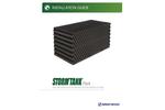StormTank Pack - Site Preparation & Installation Instructions