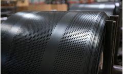 Koroseal - Perforated Plate Wrap / Battery Perf