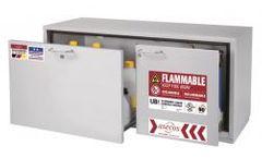 UB Line - Model Type 90 - Safety Storage Under Counter Cabintes