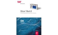 Oilcon - Model Mark 6 - Oil Discharge Monitoring Equipment Brochure