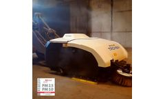 Trombia Sweeper for Ports and Harbors