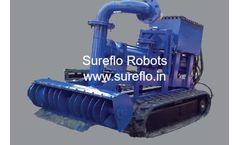 Robotic Systems - Online Sludge Removal Robots