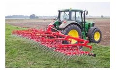 Garmach - Mechanical Weeder (Harrows)