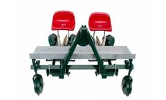 Garmach - Model DST 237 - Disc Garlic Planter