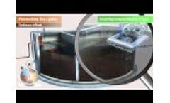 Cyclator advanced SBR Wastewater Treatment Technology Video