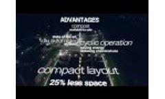 Cyclator SBR Wastewater Treatment Plant Video