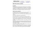 Biotools Agarose - Model HR - High Resolution Electrophoresis Reagents Brochure