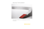 Reverse Transcription Brochure