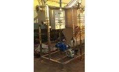Idea Çevre - Compact Grit-Oil Seperator Unite