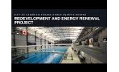 Canada Games Aquatic Centre HD 1080p Video