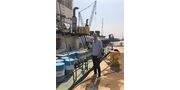Oiltech dredging equipment