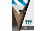 Andreae - Model HE - High Efficiency Filters Brochure