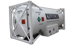 Koyuncu - Bulk Gas Transportation System
