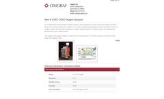 Oxigraf - Model O2N2, O2N2 - Aerospace Oxygen Analyzers Brochure