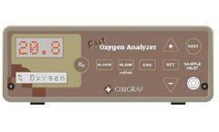 Oxigraf - Model O2 - Single Channel Table Top Oxygen Analyzer