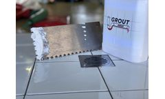 Pipe Magic - Grout Away | Tilers Grout Dissolver