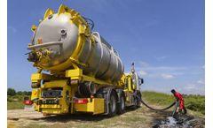 Vacuum Trucks Service
